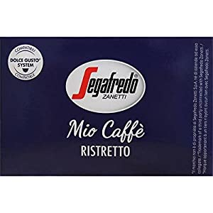 Order Segafredo mio caffe ristretto x10 75g - ( Unit Price ) - Fast Shipping - Segafredo mio caffe ristretto x10 75g from Sweet Grocery