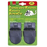 Supercat 14040400 Trampa Ratones Plastico (Blister