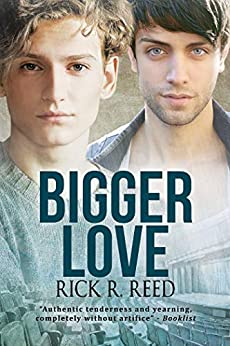 Bigger Love (Big Love Book 2) by [Reed, Rick R.]