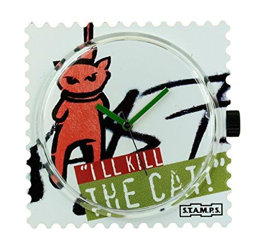 S.T.A.M.P.S.-Orologio Quadrante I' ll Kill The Cat 0811058