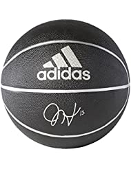 adidas Crazy X BALL - Balón de basketball, Unisex adultes, Noir (Noir / Plamet), 7