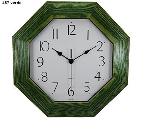 orologio-da-parete-in-legno-color-verde