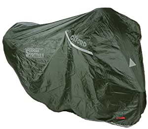 OXFORD MOTORCYCLE BIKE STORMEX ALL WEATHER COVER L