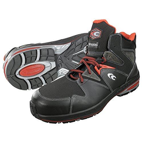 Cofra Perfect Game S3 Ci SRC Paire de Chaussures de sécurité Taille 44 Noir