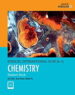 Edexcel International GCSE (9-1) Chemistry Student Book: print and ...