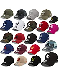 NE UD New Era 9forty Strapback Cappello MLB New York Yankees Los Angeles  Dodgers Uomo Donna Cappello Berretto Cappello Diversi… 535ccbbdab92