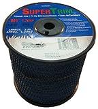 SuperTrim .065-inch Schlosserhammer, Spule Home Inhaber Grade rund Gras Trimmer Line, blau su065s3–2