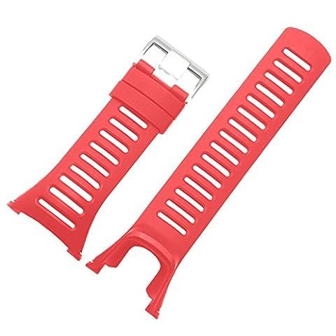 Transer Bands Accessoires de Montre en caoutchouc de rechange Band