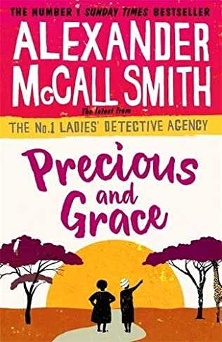 book cover of Precious and Grace