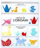 L'atelier de l'origami...