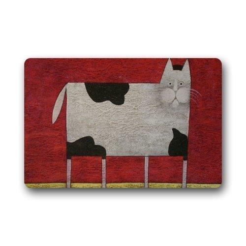 Dfegyfr Felpudos Animal Abstracto Arte Pintura Gato