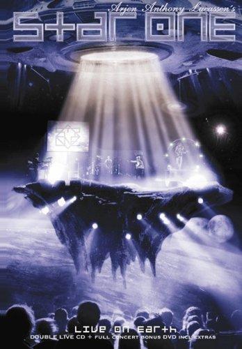 Live On Earth (2CDs + DVD) By Arjen Anthony Lucassen,Star One (2003-04-28)