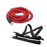 StageOnline 5M Dynamic Resistance and Assistance Trainer Zugseil elastische Schnur Springseil Übungsbänder