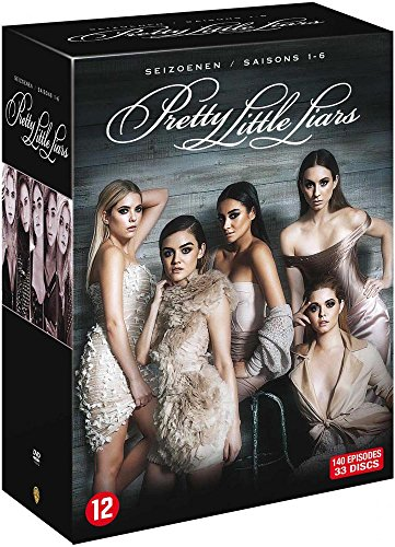 Pretty Little Liars - Saisons 1 à 6 - Coffret DVD