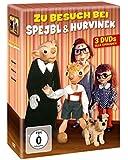 Zu Besuch bei Spejbl & Hurvinek (3er-Schuber) [3 DVDs]