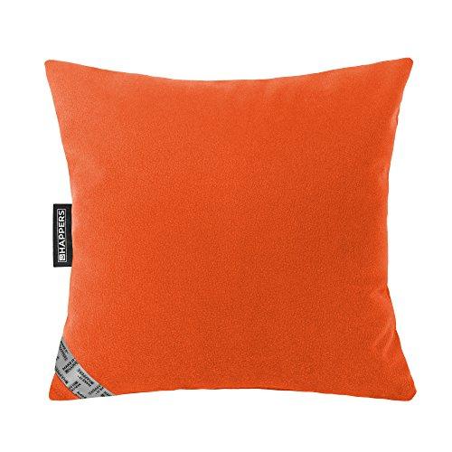 HAPPERS Cojín 45x45 Aquaclean Carabú Naranja