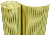 PVC Sichtschutzmatte 180x300 cm bambus