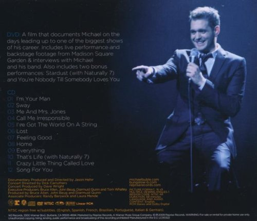 Michael Buble Meets Madison Square Garden - Special Edition