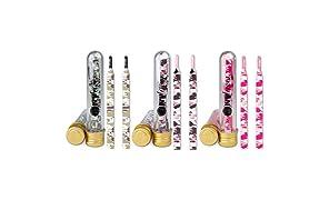 ivybands® | ivylaces® Lot de 3Camouflage Edition | Premium Lacets | Chaussures bande ilace032044056