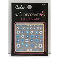 Lot of 3 Cala Nail Decoration 3-D