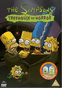 Simpsons Treehouse Of Horror [UK Import]