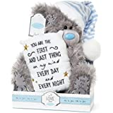 """Me To You Bear 9"""" First & Last Thing On My Mind Pillow Bear"""