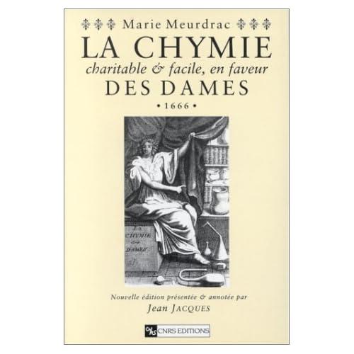 Chymie charitable et facile, en faveur des dames : 1666