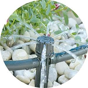 ev service - Microirrigatori Bubbler Regol. 360° Ev Service Conf. 5 Pz 695.0431100 In Linea