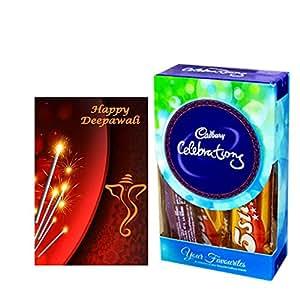 Maalpani Chocolate hamper for Diwali 2017 - Chocolates and Greetings