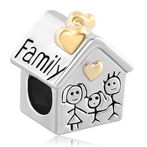 ¡CHOLLO! Pandora Charm Family