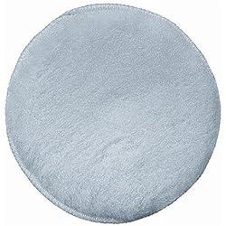 1 de Bosch 2 609 256 049 - Caperuza de lana de oveja para lijadora excéntrica, 125 mm