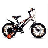 KY Vélo Enfants Enfants 16 Pouces, 18 Pouces, 21 Pouces, 24 Pouces, vélo 26 Pouces avec stabilisateurs (Color : Orange, Size : 26inch)