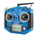 FrSky Taranis X7S Fernsteuerung Mode2 Blau und Soft Bag