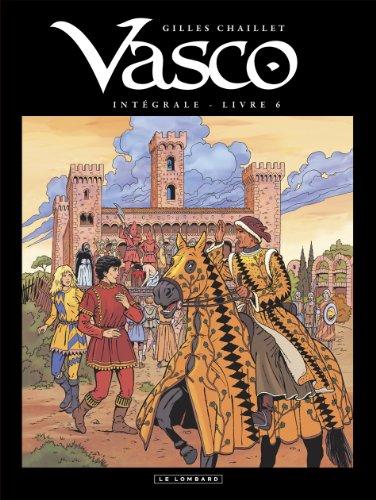 Vasco (Intégrale) - tome 6 - Vasco - Intégrale