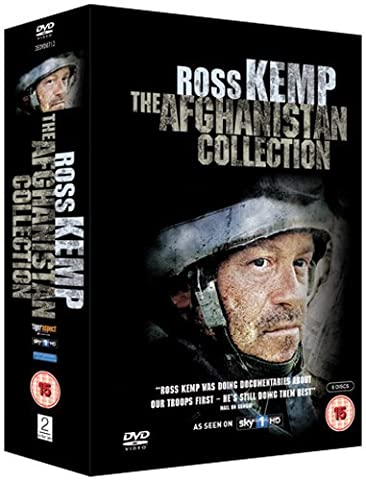 Ross Kemp - The Afghanistan Collection DVD - 6