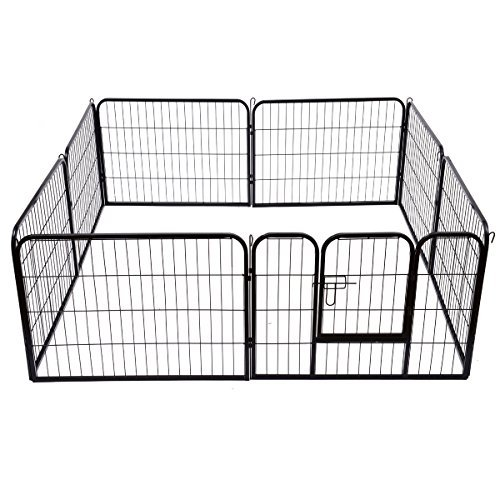 outsunny-recinto-per-cani-gatti-cuccioli-roditori-recinzione-rete-gabbia-80x60cm-8pz