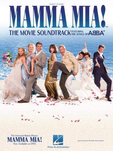 Mamma Mia! Songbook: The Movie Soundtrack Featuring the Songs of ABBA (English Edition)