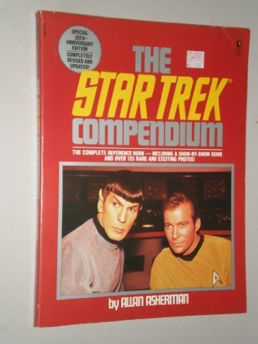 The Star Trek Compendium par Larry Nemecek, Allan Asherman