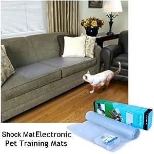 """Tapis d'entraînement électronique sofa canapé intérieur pour chien, chat et d'autres animaux – taille 12""""x 60"""""""