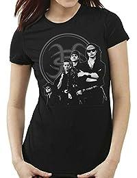 35mm - Camiseta Mujer - Heroes del Silencio - Senderos De Traición - Womens T-