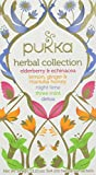 Pukka Herbal Tea Collection Bags -  1 Box - 20 Tea bags