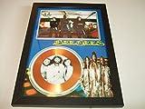 gold disc frames Bee Gees - Disco de Oro Firmado
