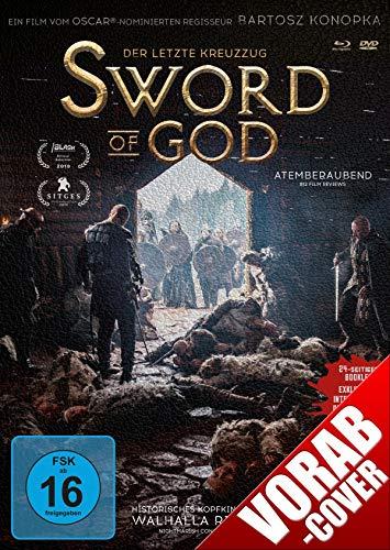 Sword of God - Der letzte Kreuzzug LTD. Mediabook LTD. [Blu-ray]