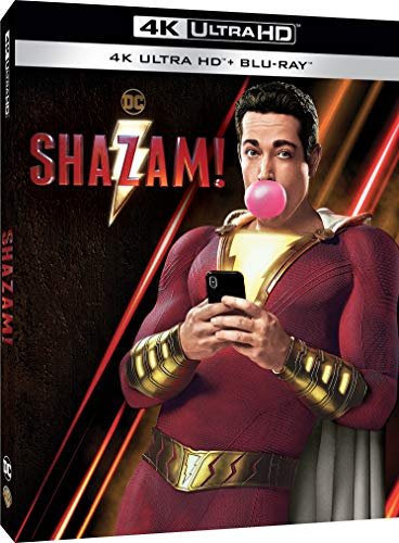 Shazam! (4k Ultra HD + Blu Ray)