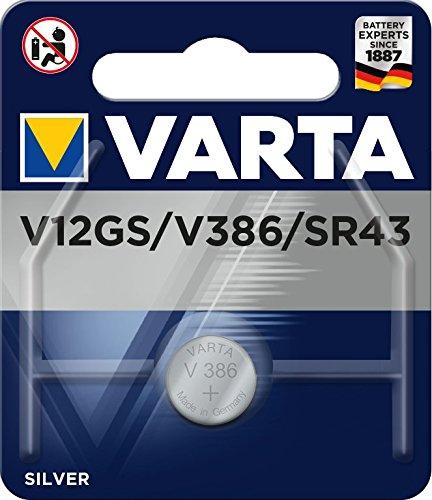 Varta Hörgeräte-batterien (Varta Hörgeräte-Batterie V 12 GS/389 (1er Pack))
