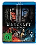 Warcraft: The Beginning [Blu-ray] -