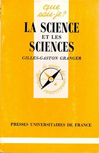 La Science et les Sciences