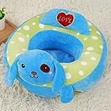 vercart coussin d'allaitement et apprendre assis rembourrage coton harnais pour bébé nouveau-né