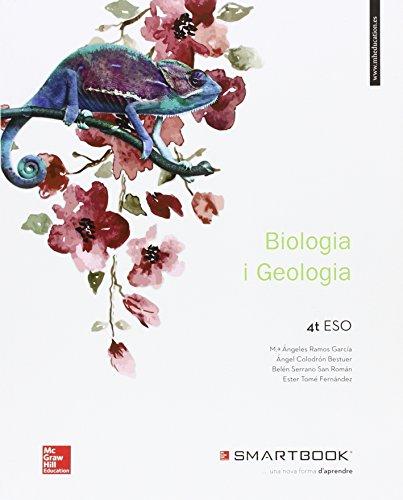 LA+SB BIOLOGIA I GEOLOGIA4 4 ESO.LLIBRE ALUMNE + SMARTBOOK. - 9788448609894