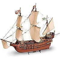 Kit Maqueta de barco en madera: San Francisco II NEW 2017 - Escala 1:90